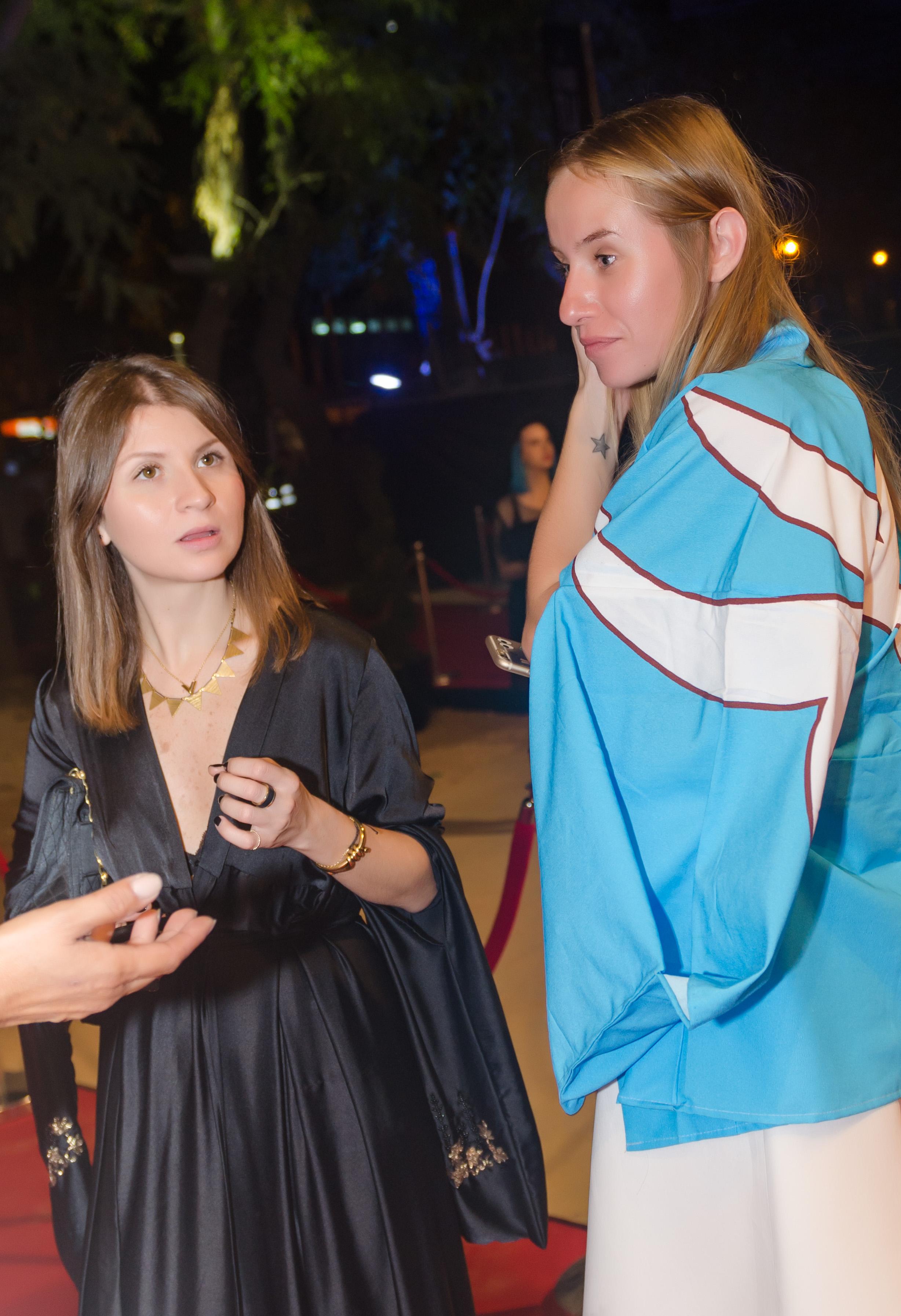Shiran Mania (מאניה שירן) with Nastya Lisansky