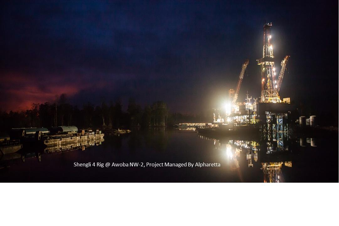 Alpharetta Oil & Gas Services Worldwide Ltd