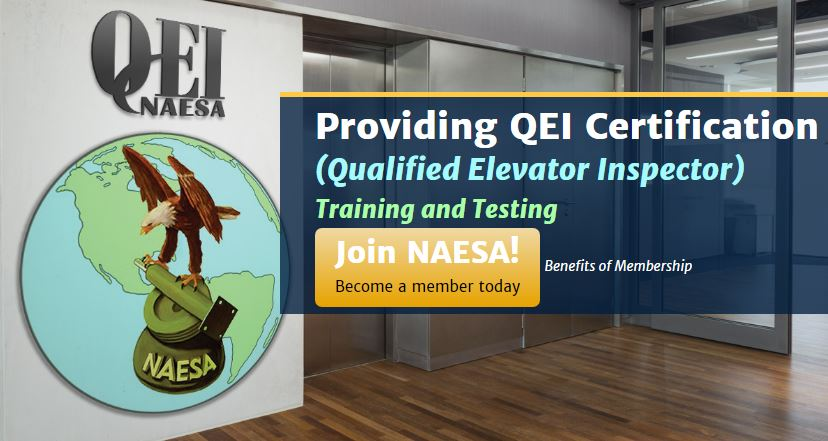 Visit  NAESA International  for QEI Educational Opportunities
