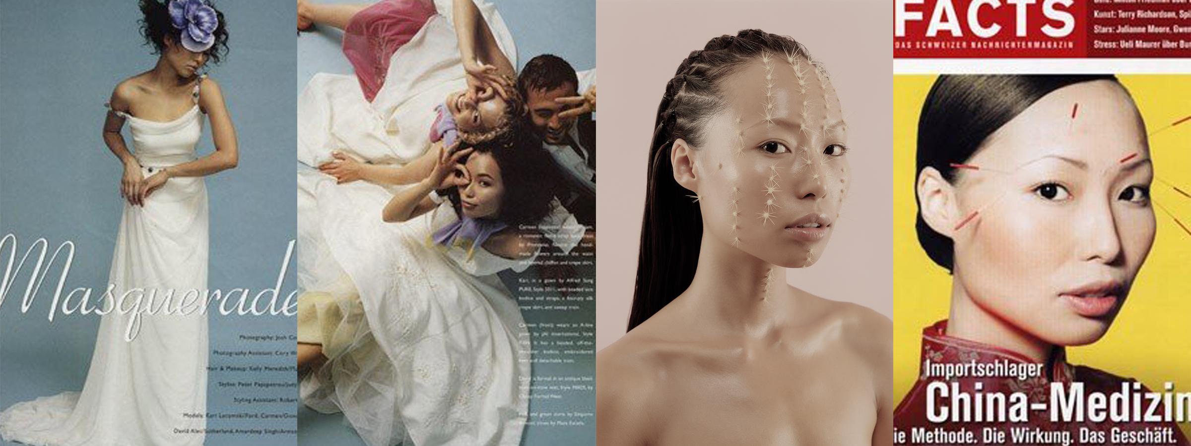 Carmen Wong Fisch model