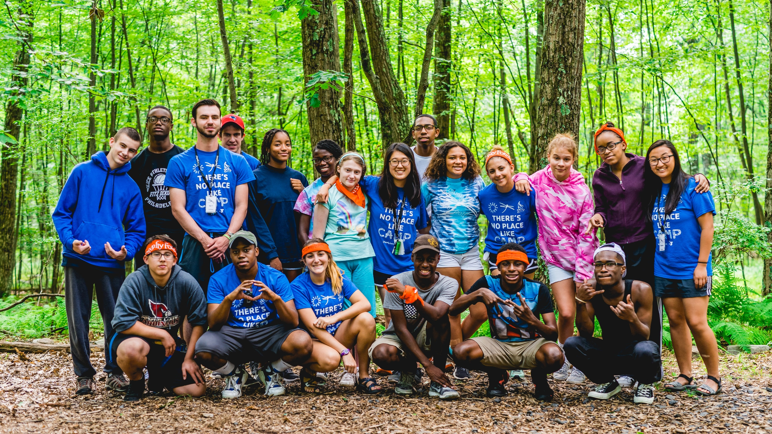 Teen Leadership Program - Sessions 4 & 5Ages: 15-16$975 per camper (financial aid is available)
