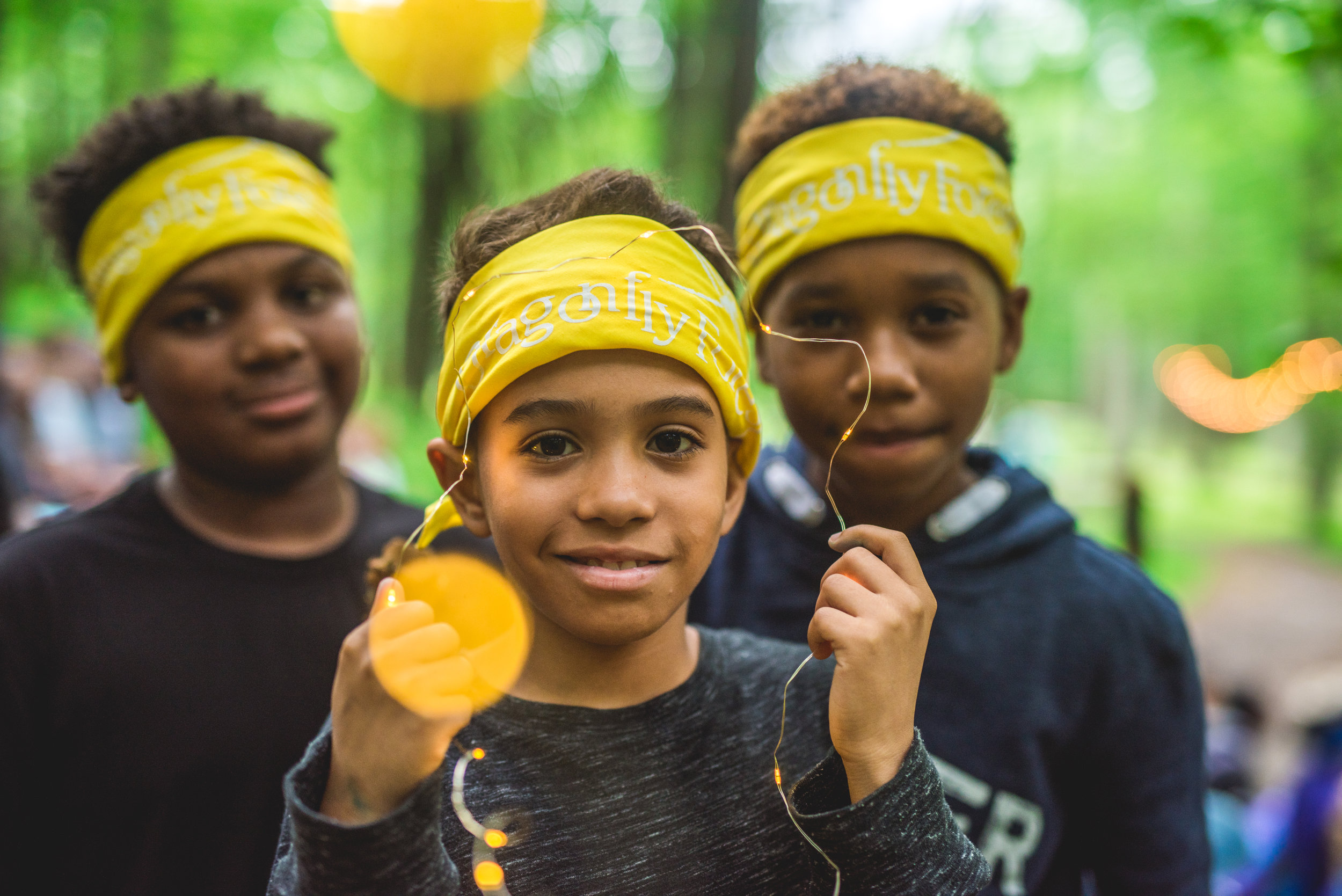 External scholarships - Dragonfly Forest is dedicated to making camp affordable for all of our families. To help to do this, we have compiled a list of external scholarships we found that could be available to our campers. Take a look at the list to see if any work for you! If there are any more funding opportunities you are aware of to help bring kids to camp, please let us know at dragonflyforest@philaymca.org