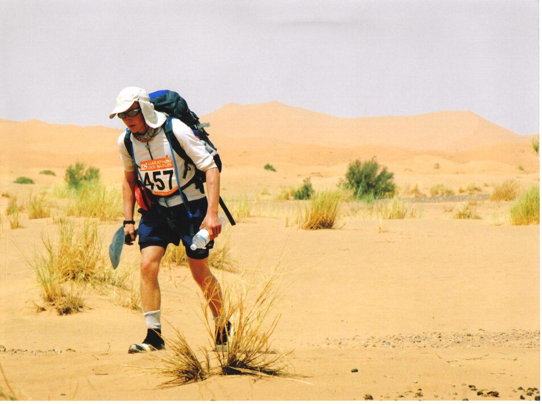 Marathon Des Sables 2003