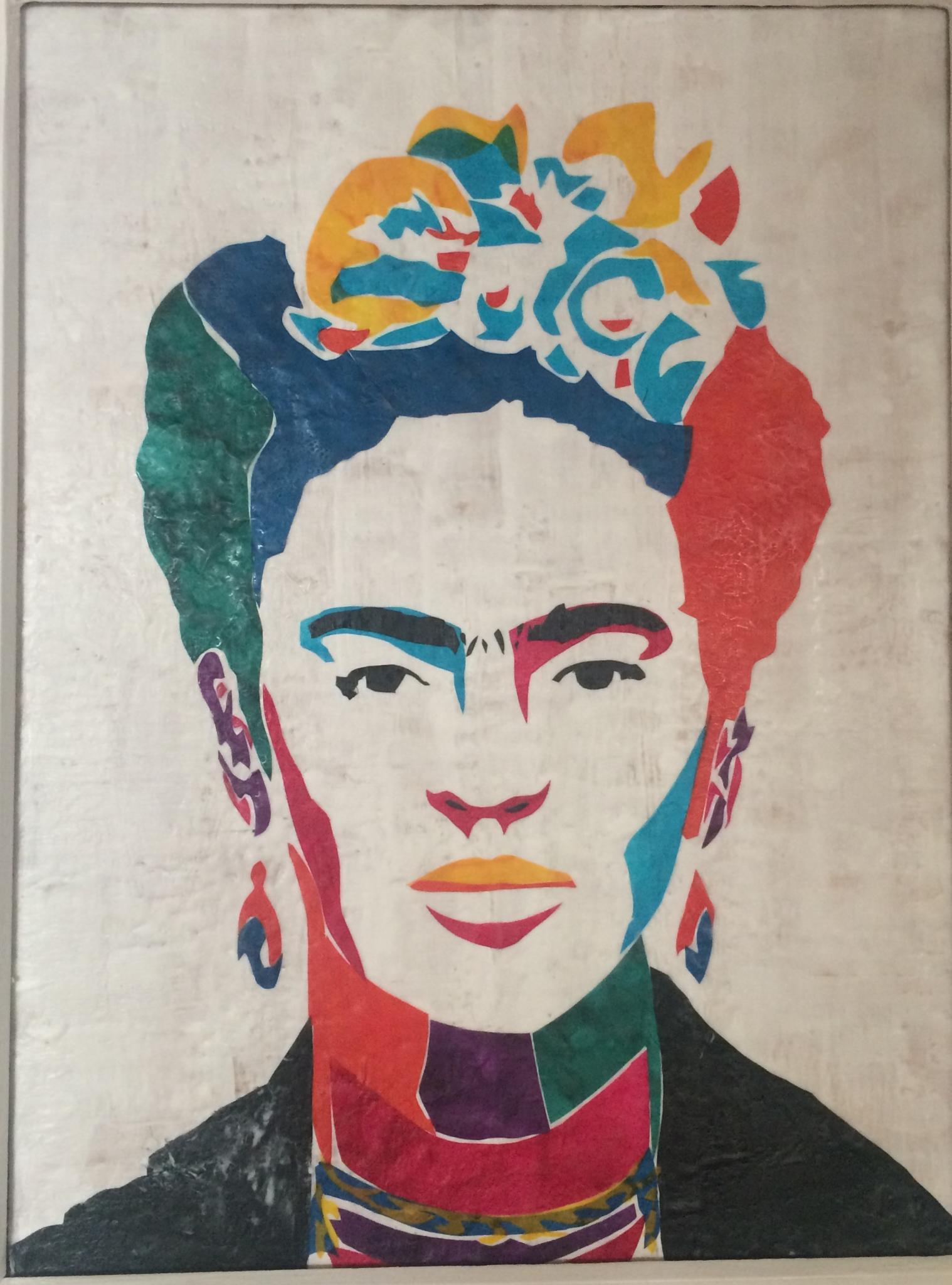 """Frida (18""""x24"""")"""