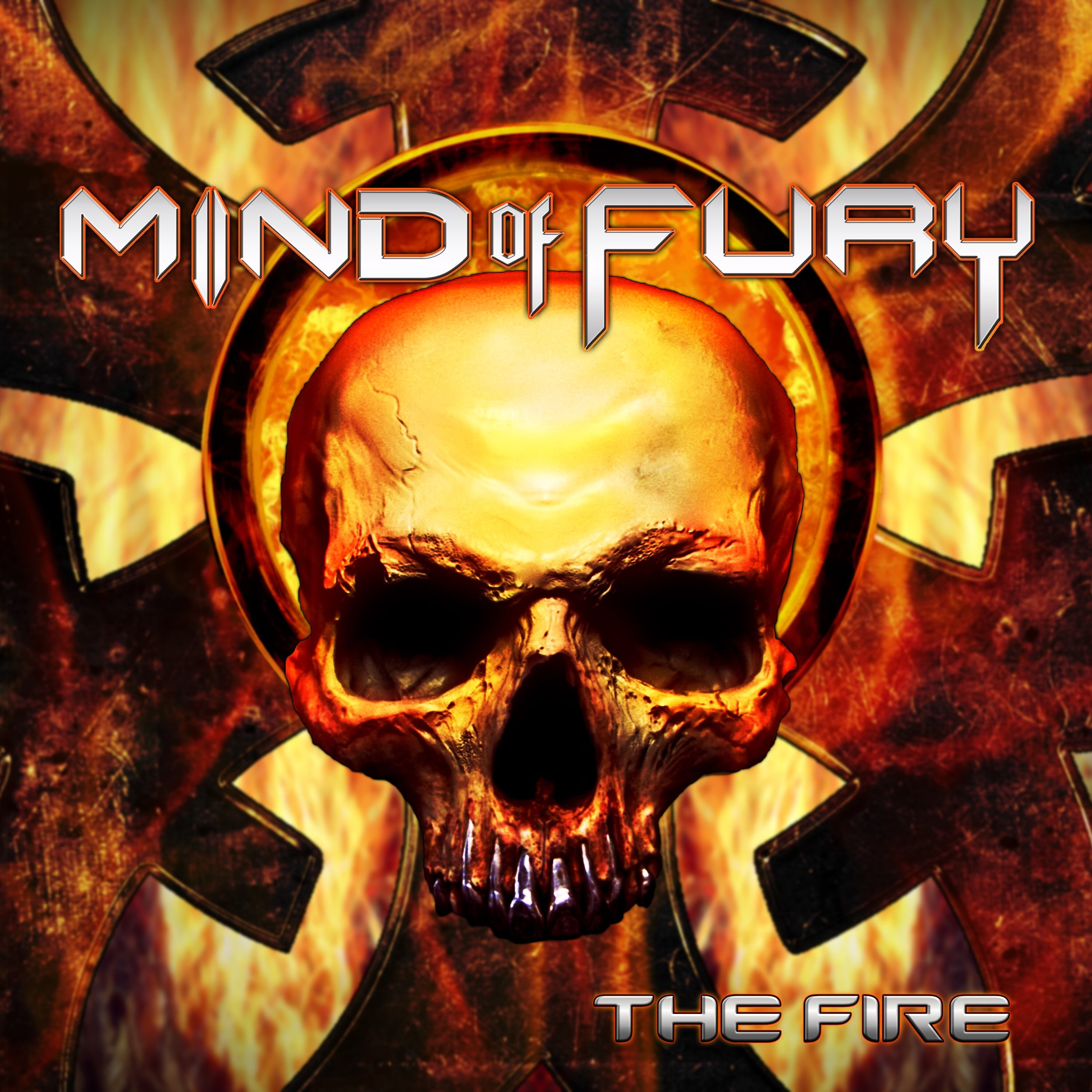 """THE FIRE - Upcoming release from RFL Records 2019Florida's monsoon of Melodic Power Metal, Mind Of Fury is slated to release their brand new album """"The Fire"""" on July 5th via RFL Records with the first single and video """"Let Me Fly"""" released on April 19th."""