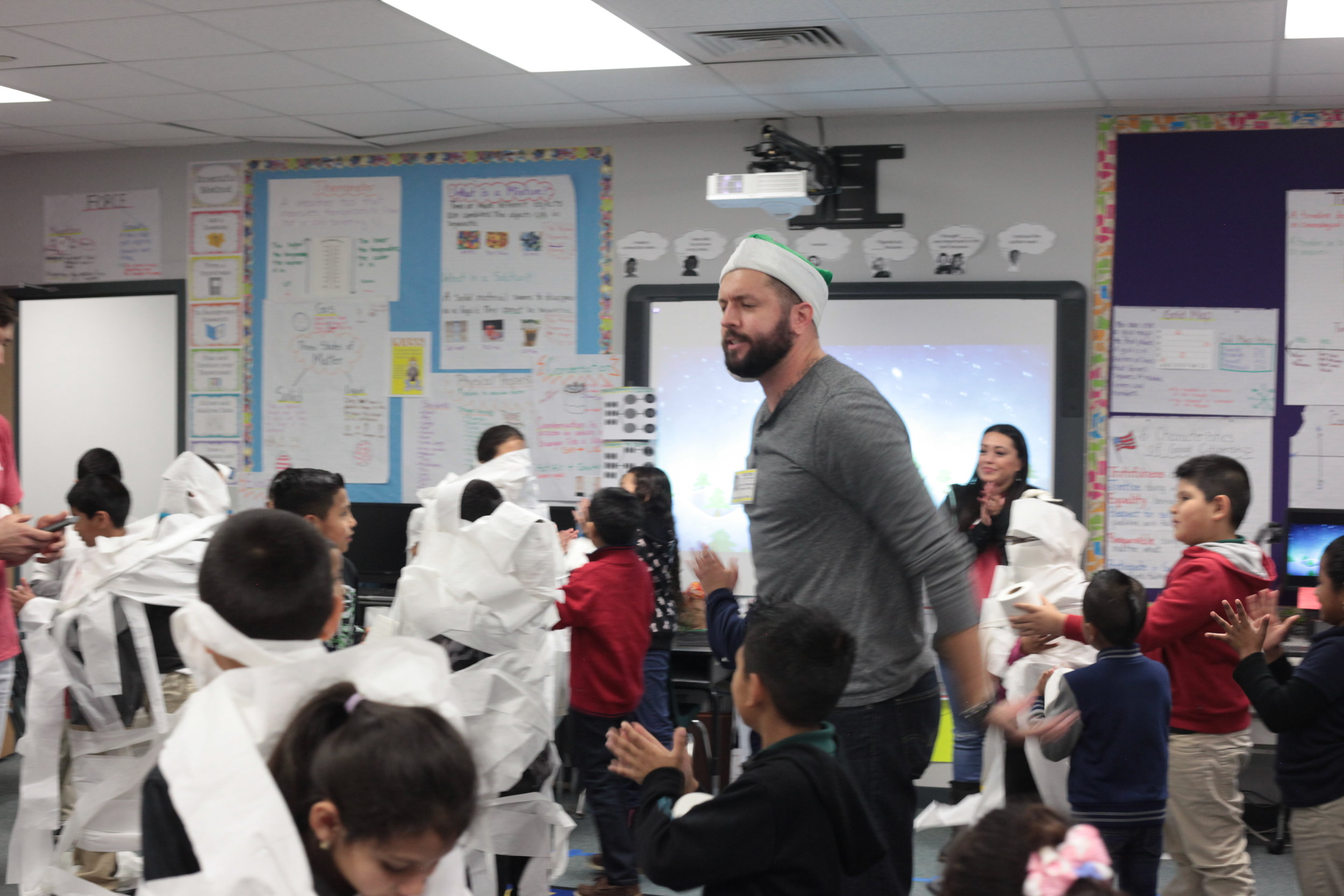 """DO GOOD LOCAL - """"I really appreciate how The Bridge Church has wrapped their loving arms around the teachers and students at this school. You all have been wonderful and supportive."""" - teacher at Pink Elementary"""