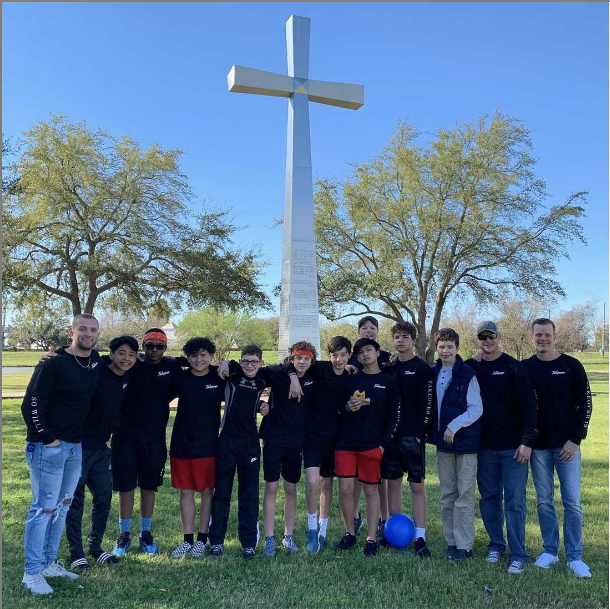 """Thanks, kids, for changing my life - over, and over, and over again. All the B.O., farts, and sleepless nights were all SO worth it. Jesus worked miracles through these kids this weekend. I forever will be changed by these young MEN."""