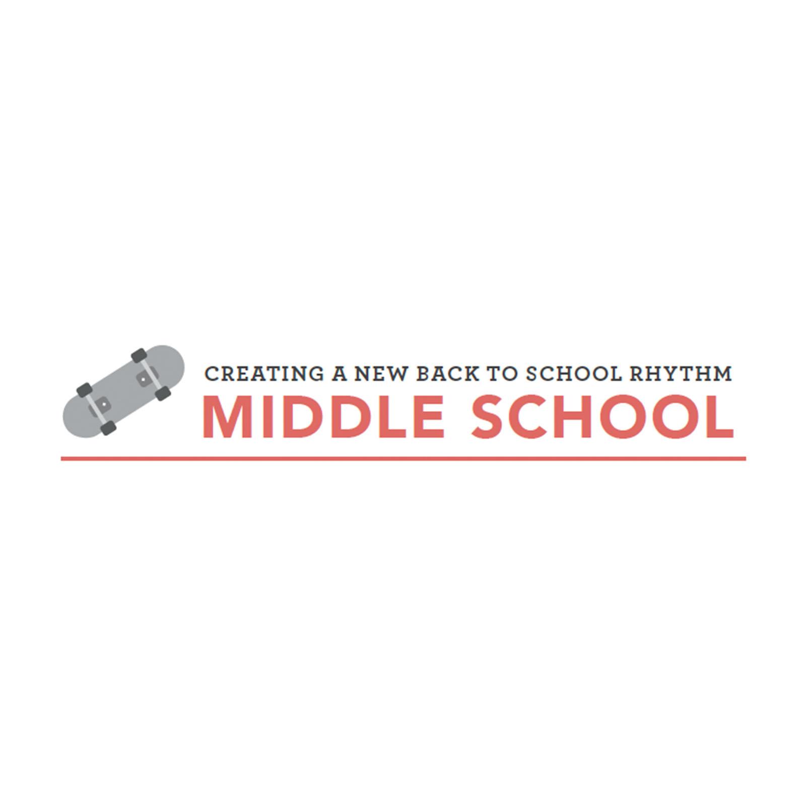 Middle School Rhythm