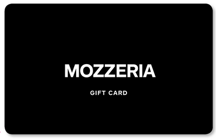 Mozzeria Gift Card - Name your price!