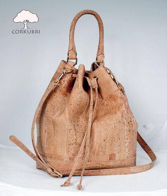 CORKUBRI Bucket Bag