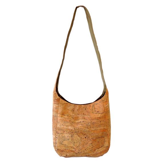 Spicer Crossbody Cork Bag