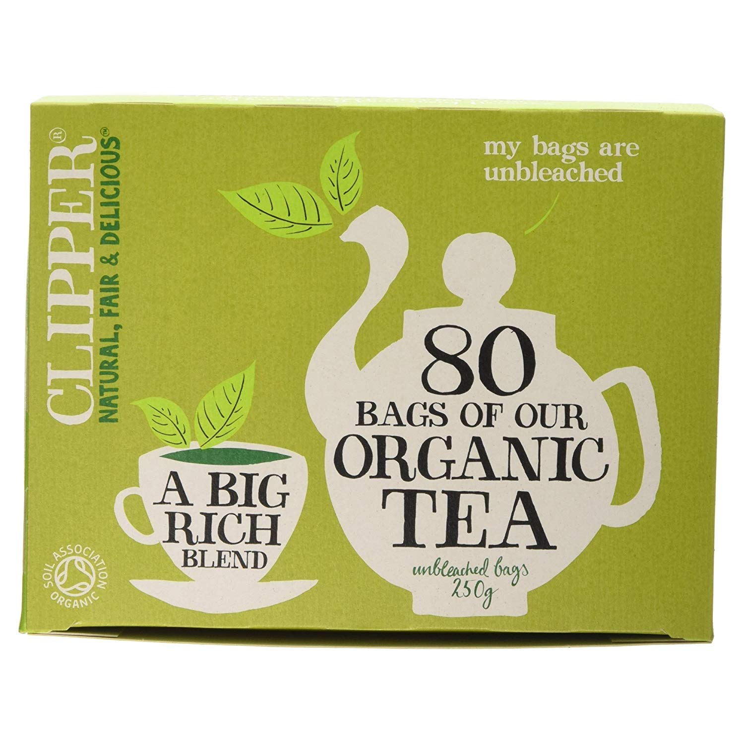 The Best Tea Ever - Clipper
