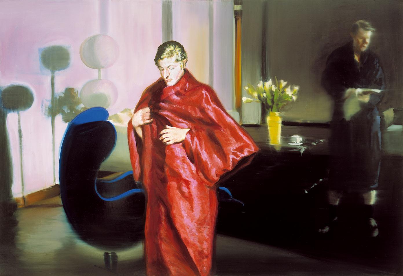 Krefeld Project; Living Room, Scene #4, 2002.