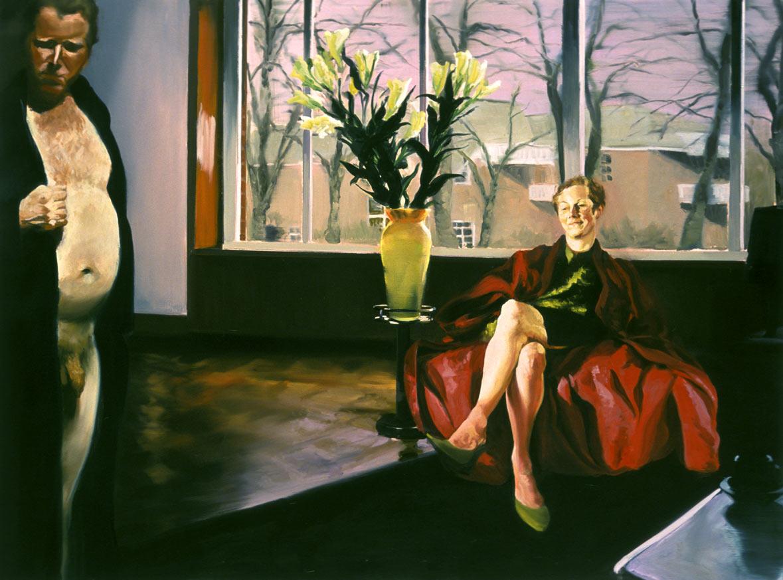 Krefeld Project; Living Room, Scene# 2 , 2002.