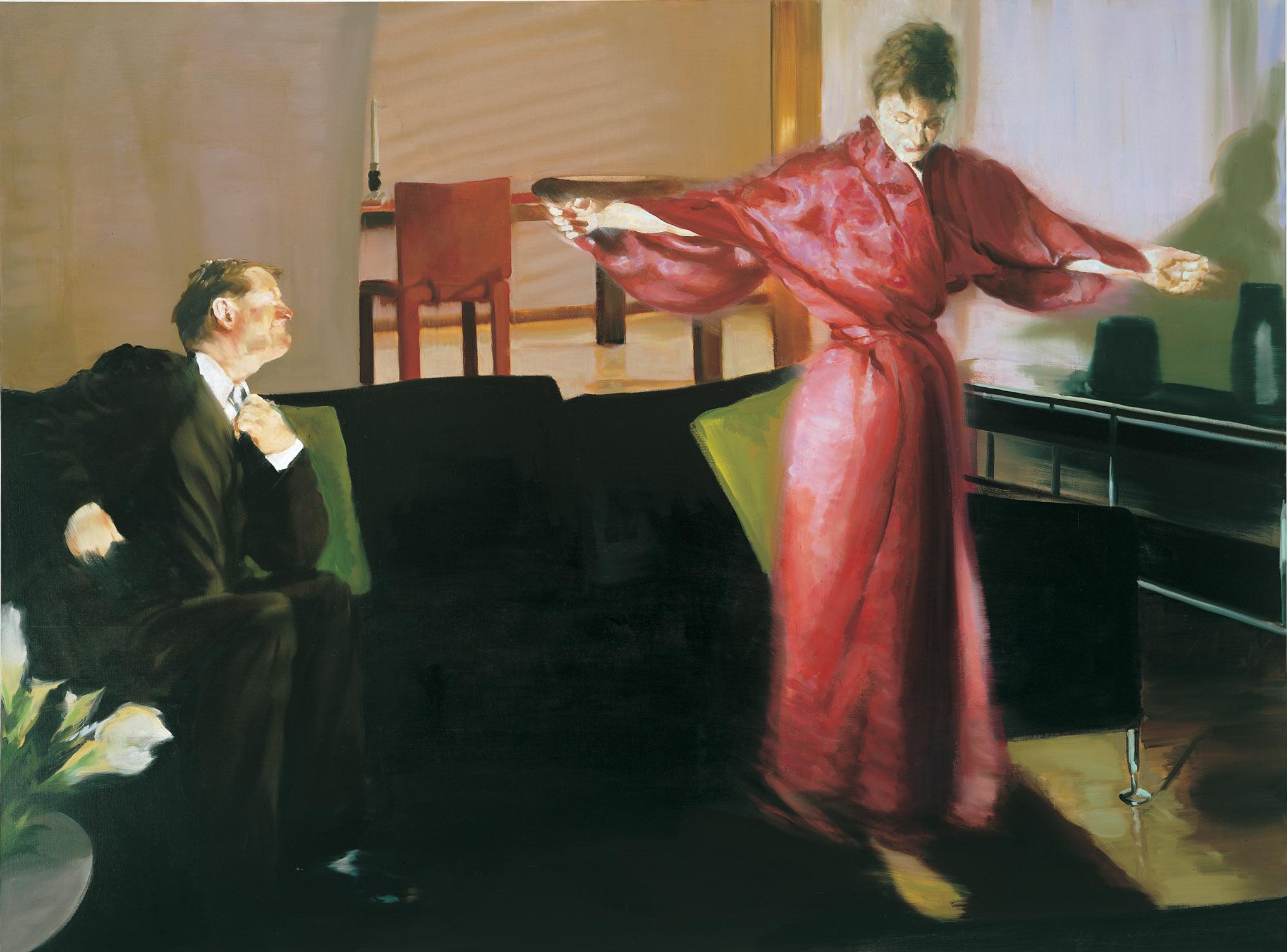Krefeld Project; Living Room, Scene #3 , 2002.