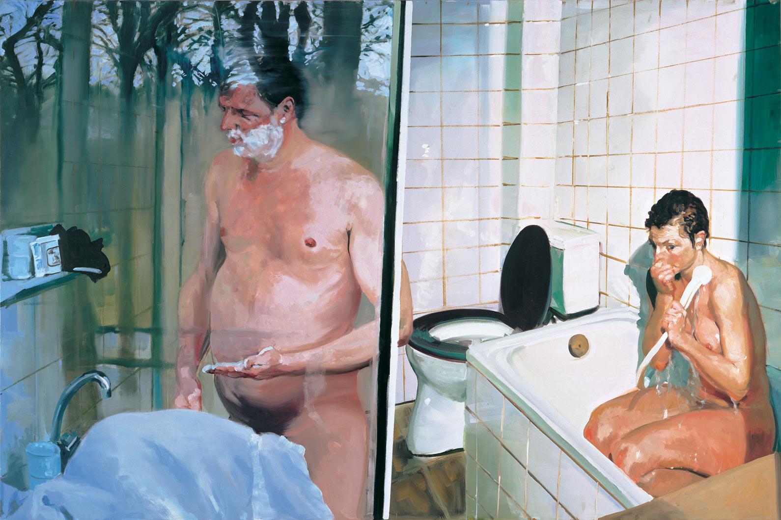 Krefeld Project; Bathroom, Scene #2, 2003.