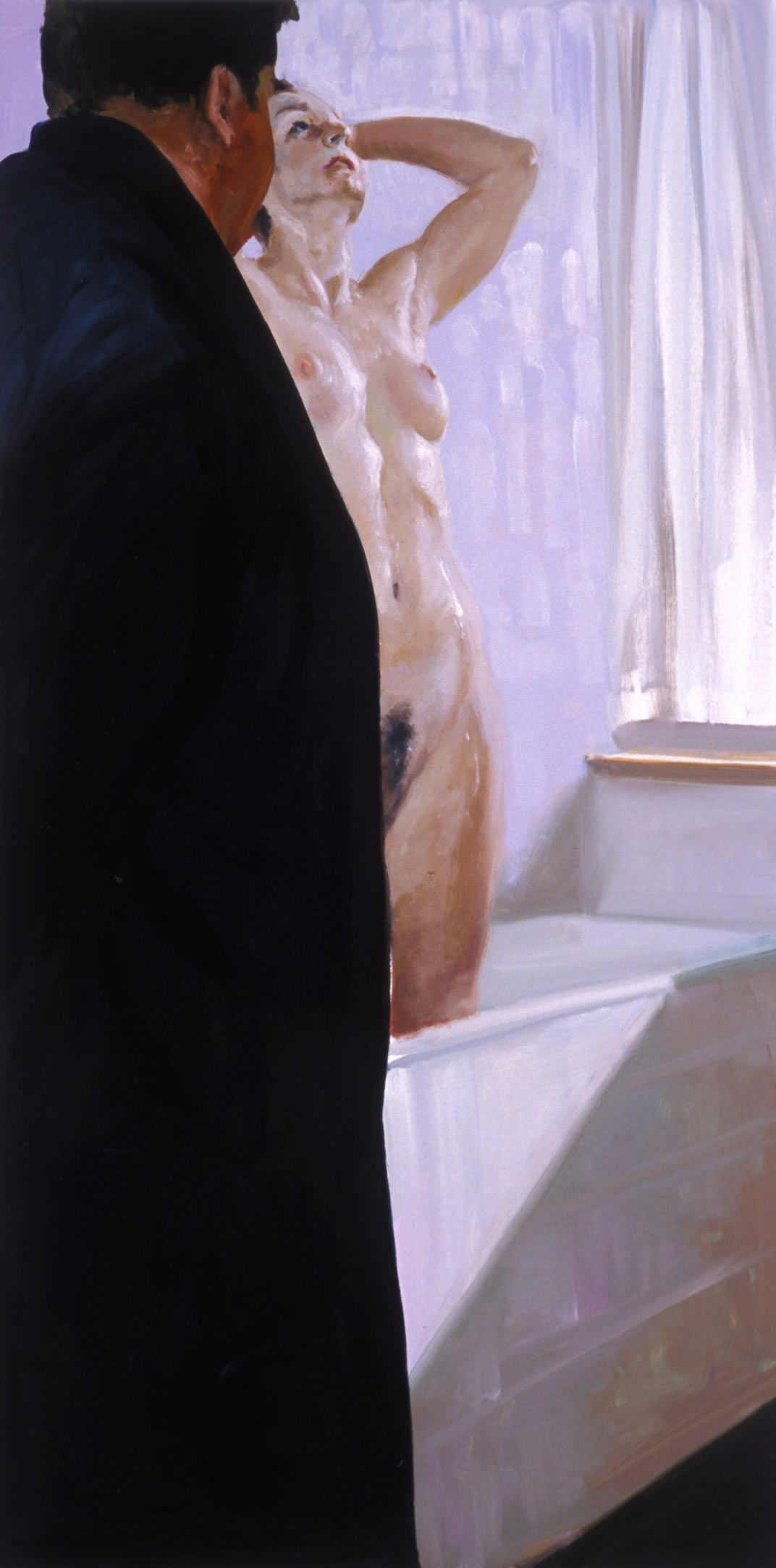 Bathroom, Scene  #5, 2005.