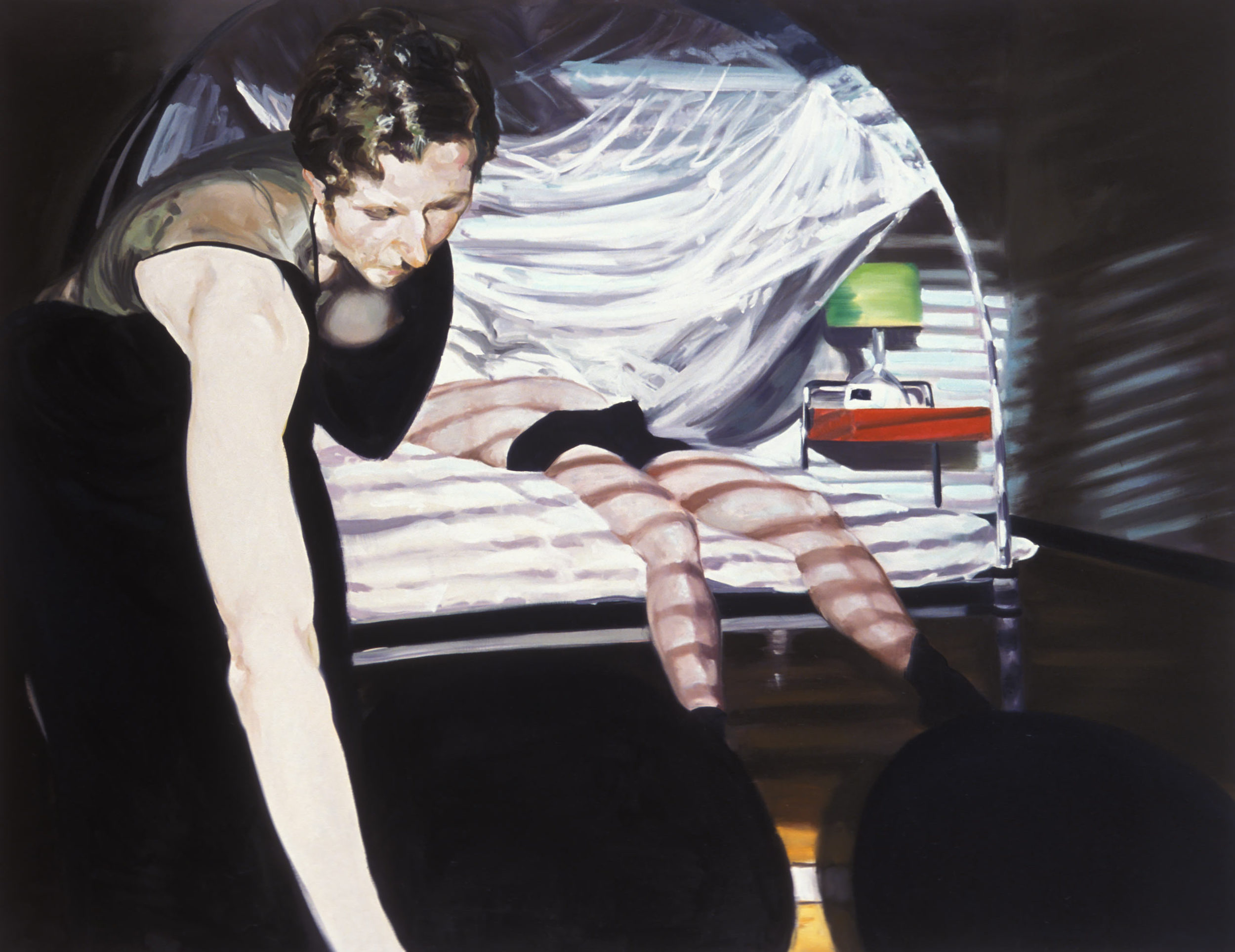 Bedroom, Scene #3, Mistakes Mistakes! Everything Shakes from All the Mistakes, 2004.