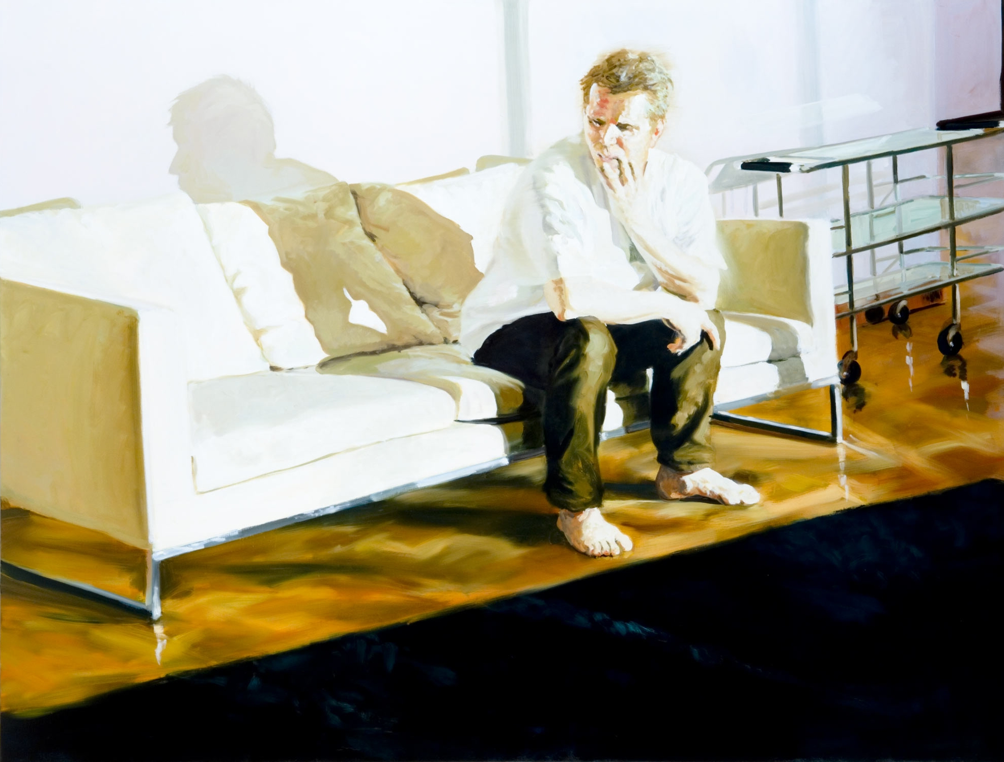 Untitled (Krefeld Project), 2006.