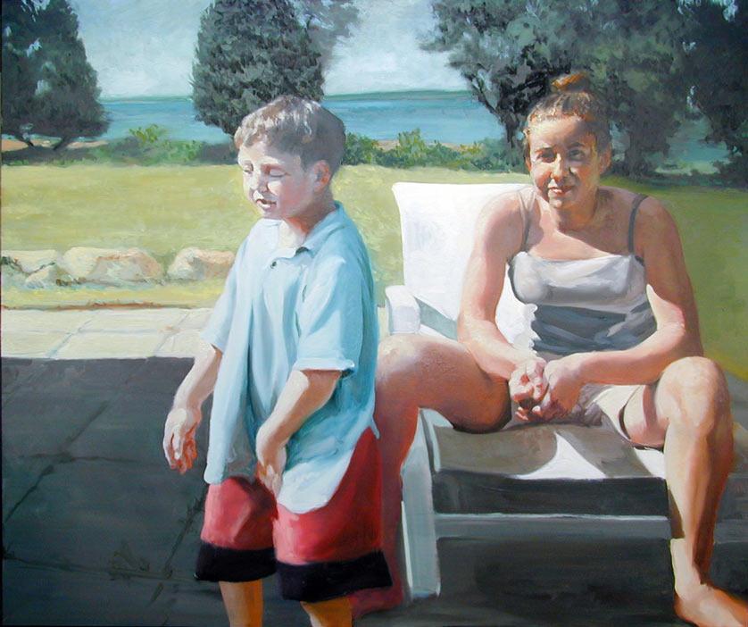 Elizabeth & Harry Skolnick, 2000.