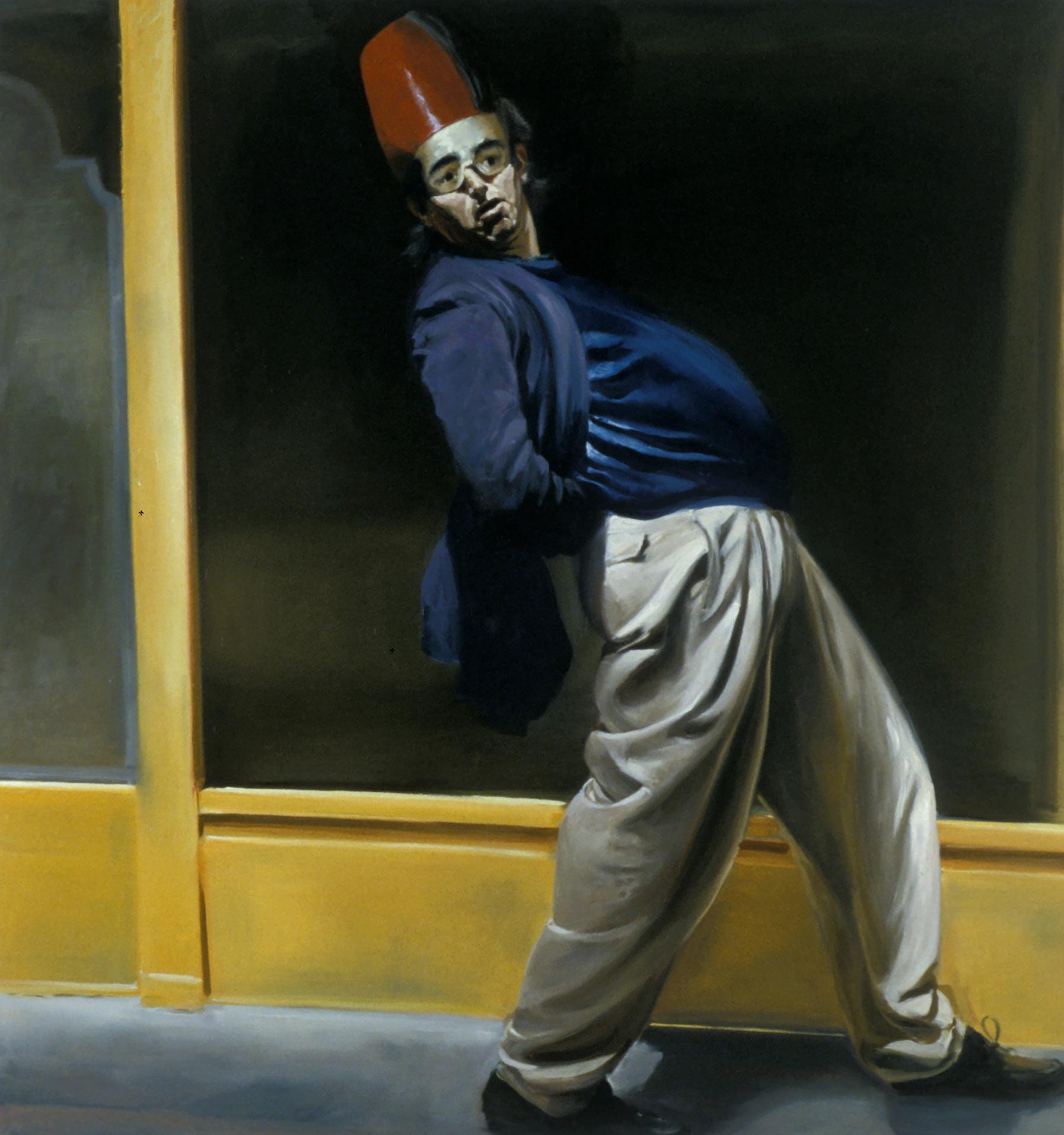 Portrait of the Artist, 1998.