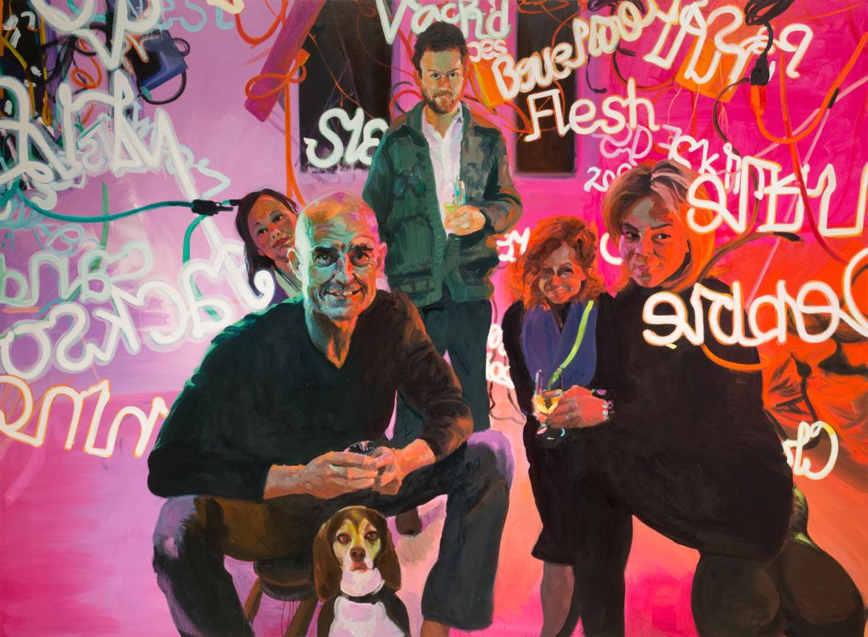 Neon Family, 2013.