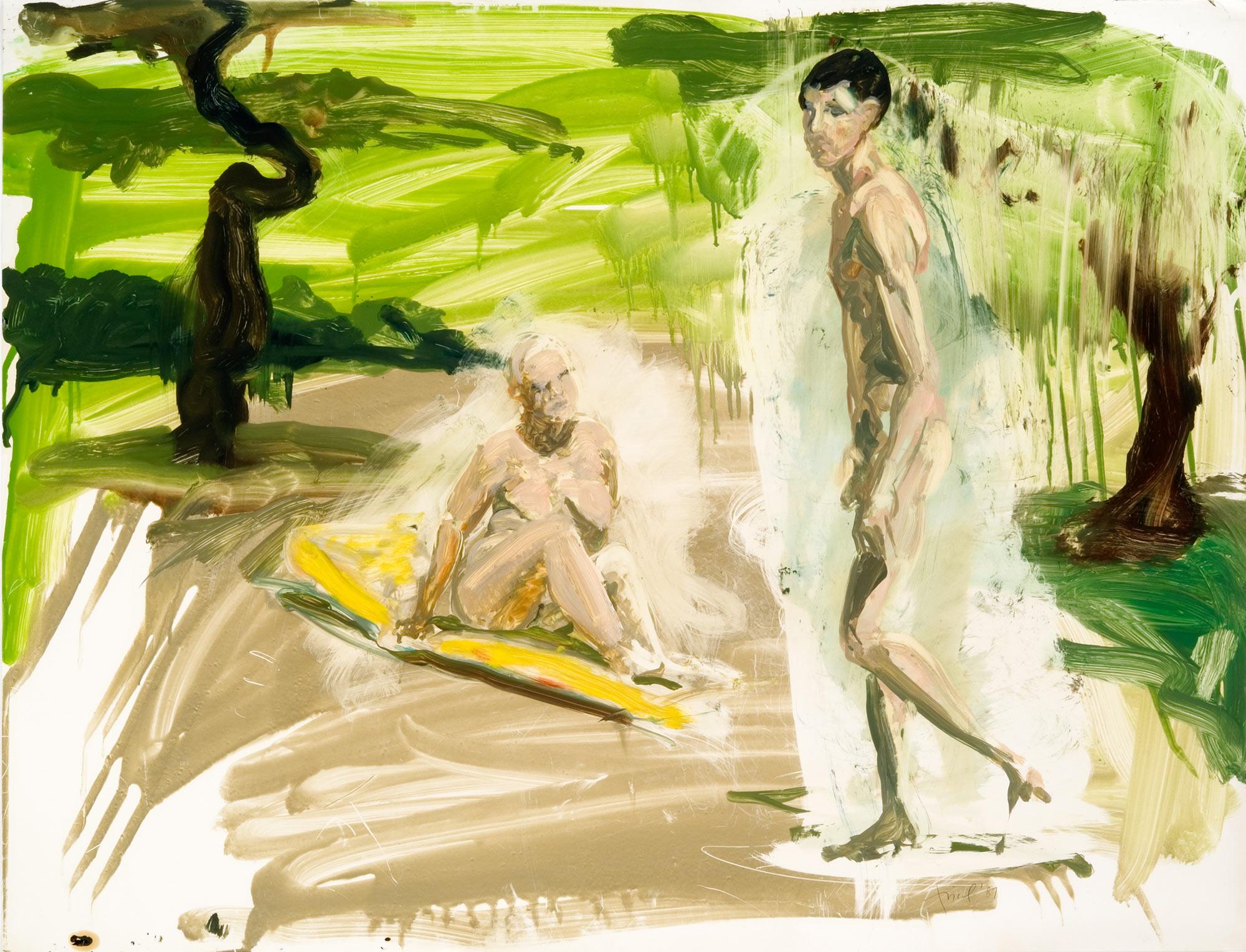 Untitled, 1987.
