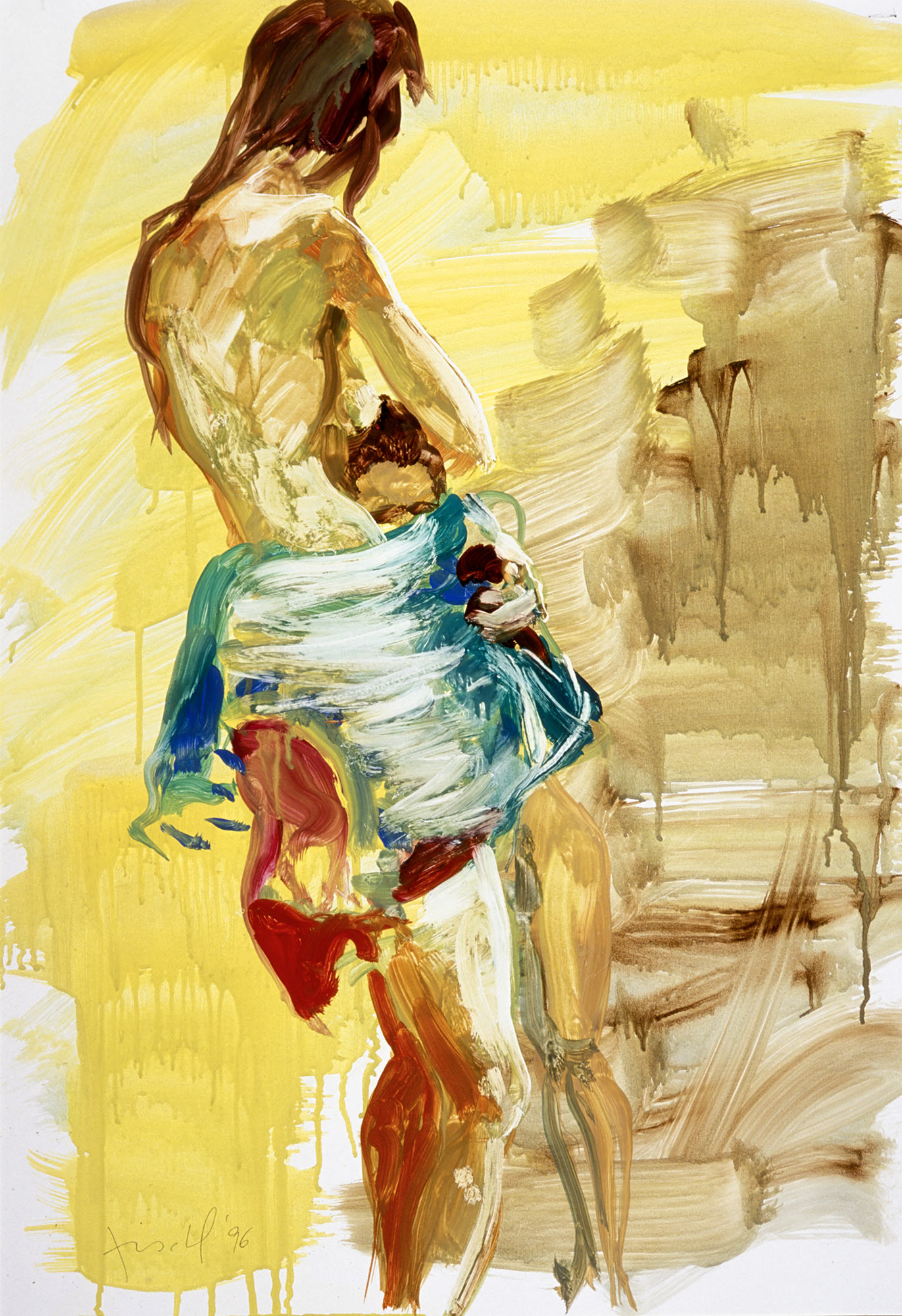 Untitled, 1996.