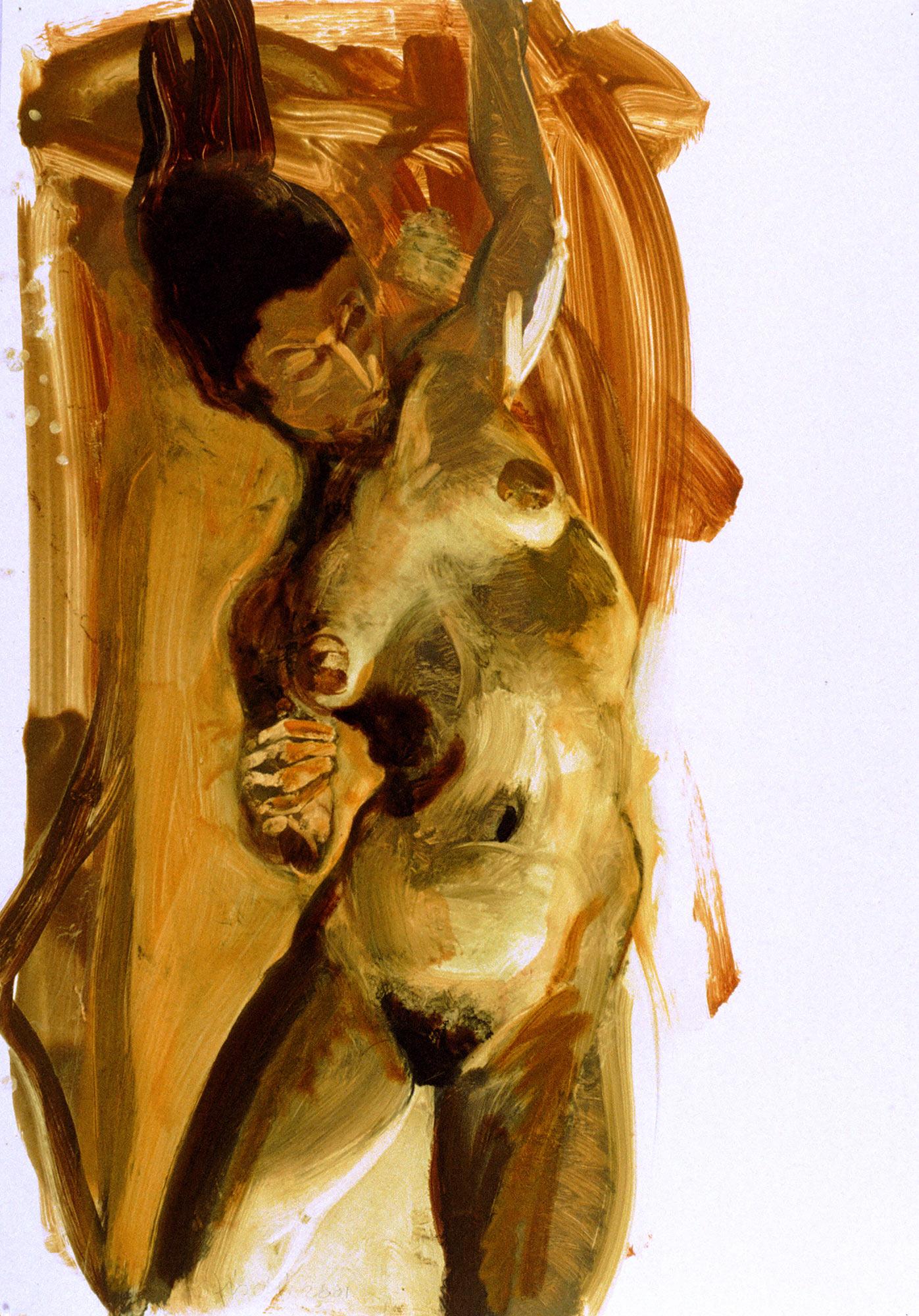 Untitled (Reeling), 2001.