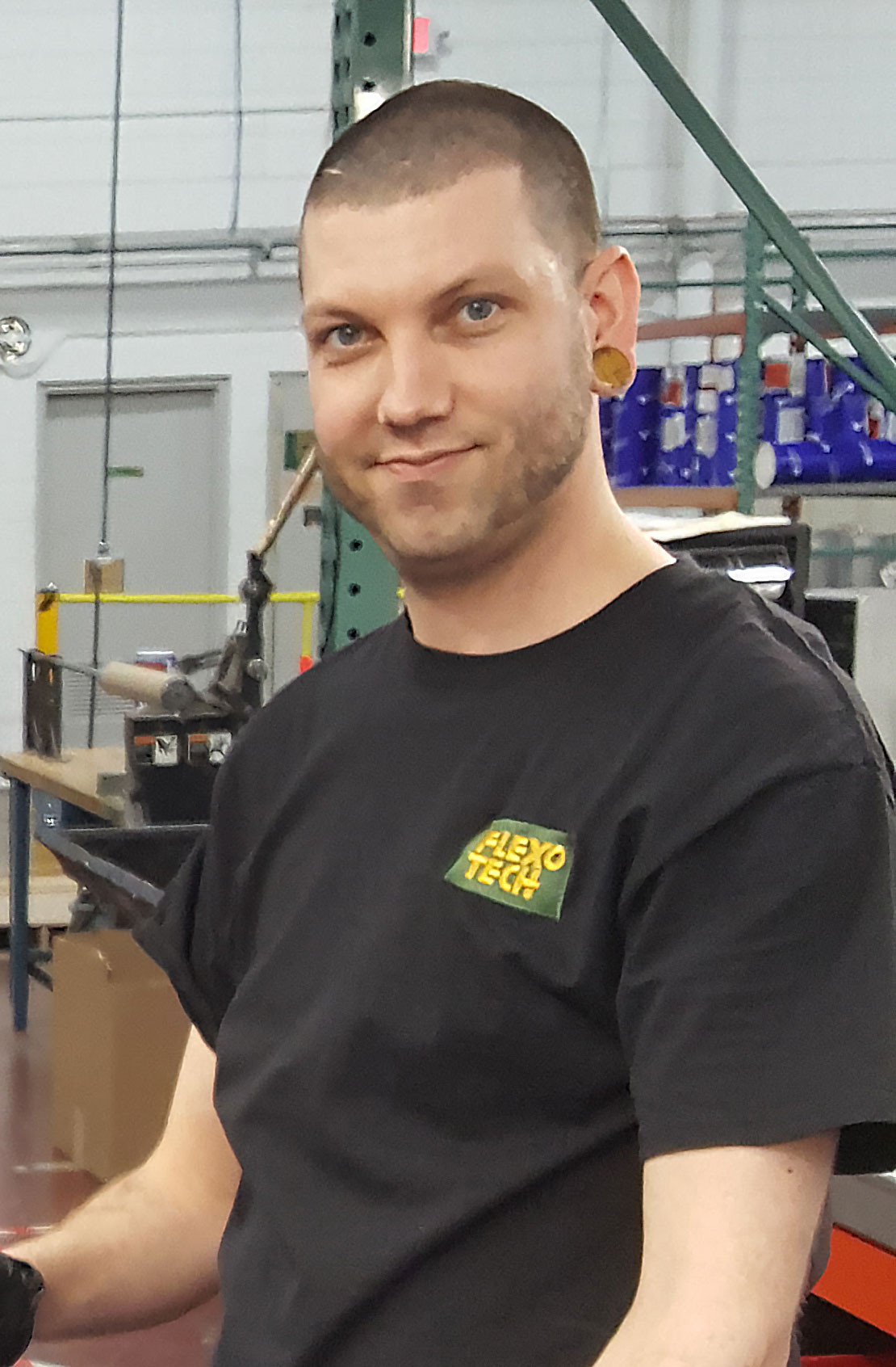 Ed Lashley:  - The Flexo Tech Class was intense and I learned a lot. I never thought there was this much to know about printing.