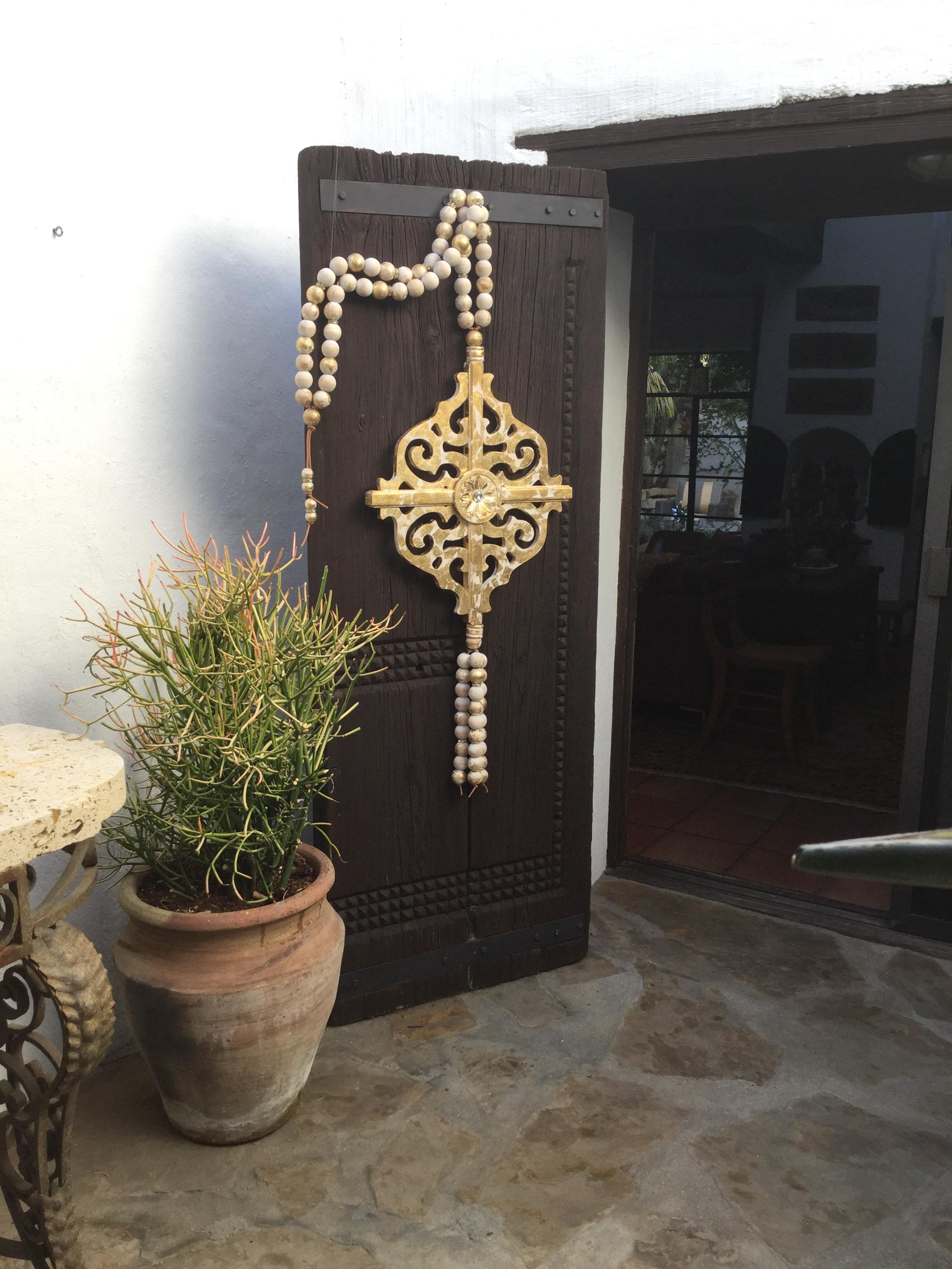 12 Rock Star Gold on brown door.png