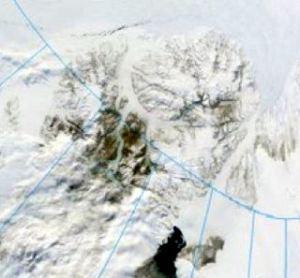 Satellite view of Northwest Corner