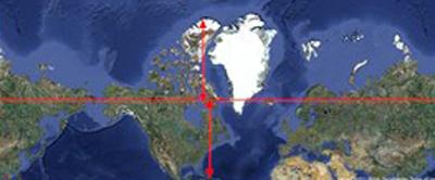 Ellesmere Overview Map