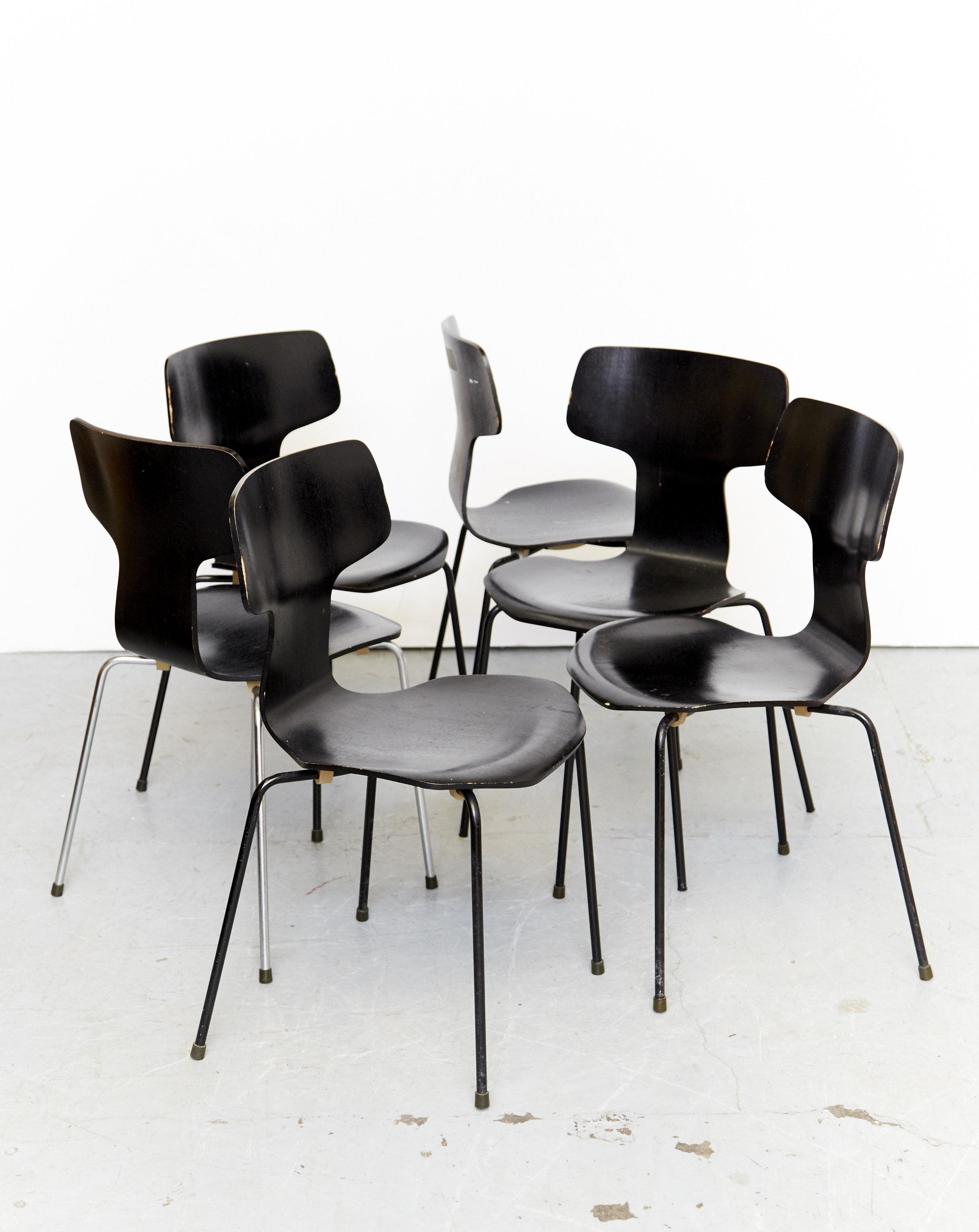 Hansen Jacobsen Chair Hammer Stuhl3103 Fritz Arne for I w0P8nOk