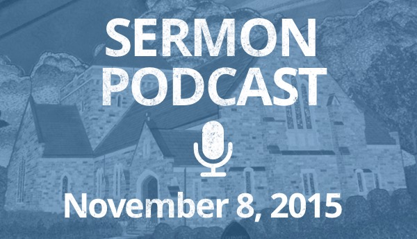 Podcast - November 8