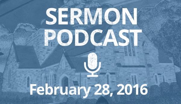 Podcast - February 28
