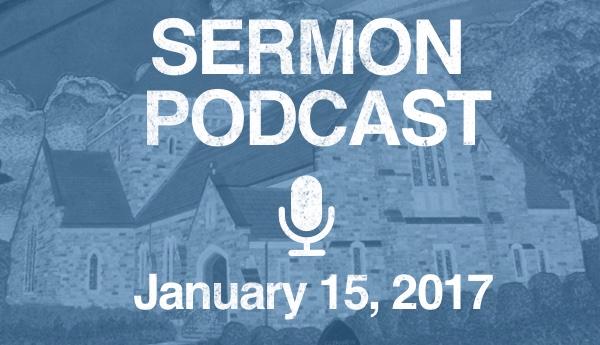 Podcast - January 15