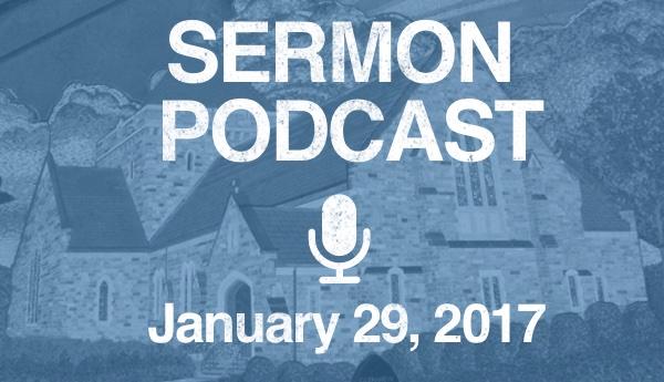 Podcast - January 29