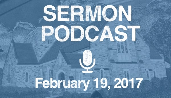 Podcast - February 19