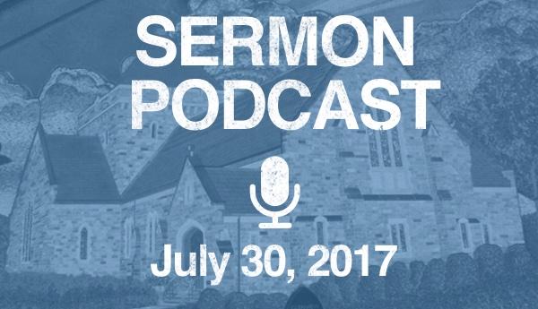 Glenview Podcast - July 30