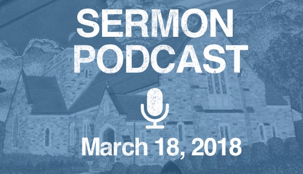 Podcast-March 18, 2018