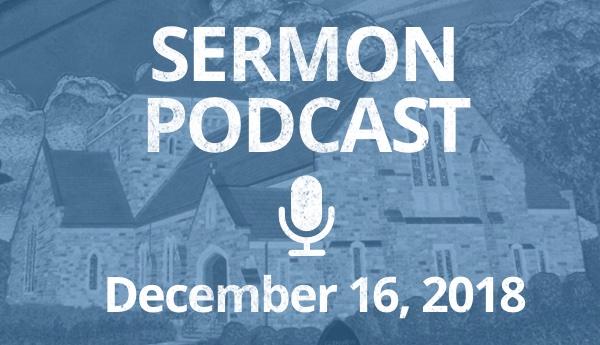 Podcast - December 16, 2018