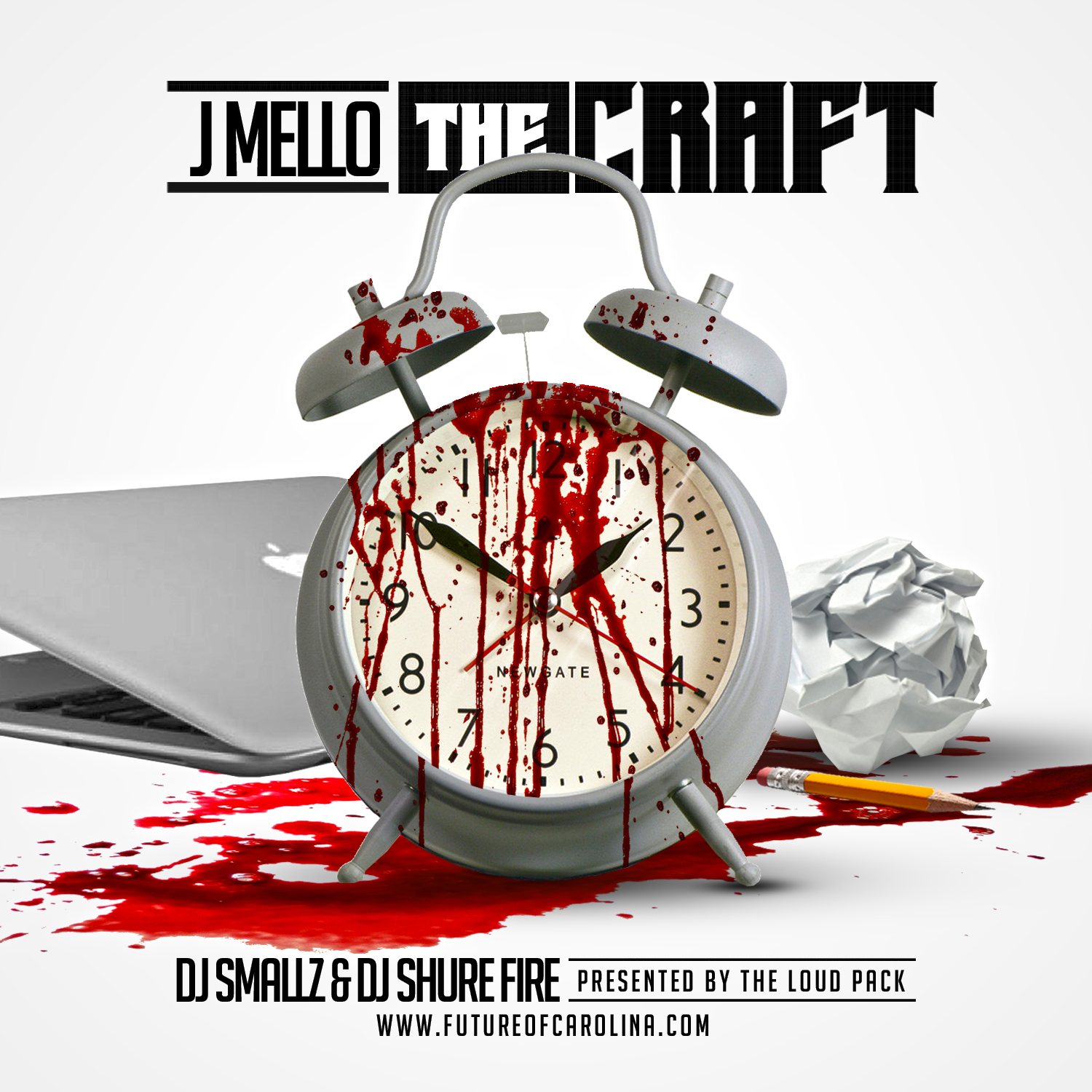 "The Craft is Jay's Sophomore project, after his Freshman tape D.O.P.E. Mello is back with a new approach in his hip-hop career. Jay reaches out to a big name featuring DJ Smallz & DJ Shurfire...Using the hype of ""The Turn Up"" Jay has incorporated his soulful content with that signature down south sound"