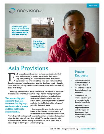 April 2015 Asia Update