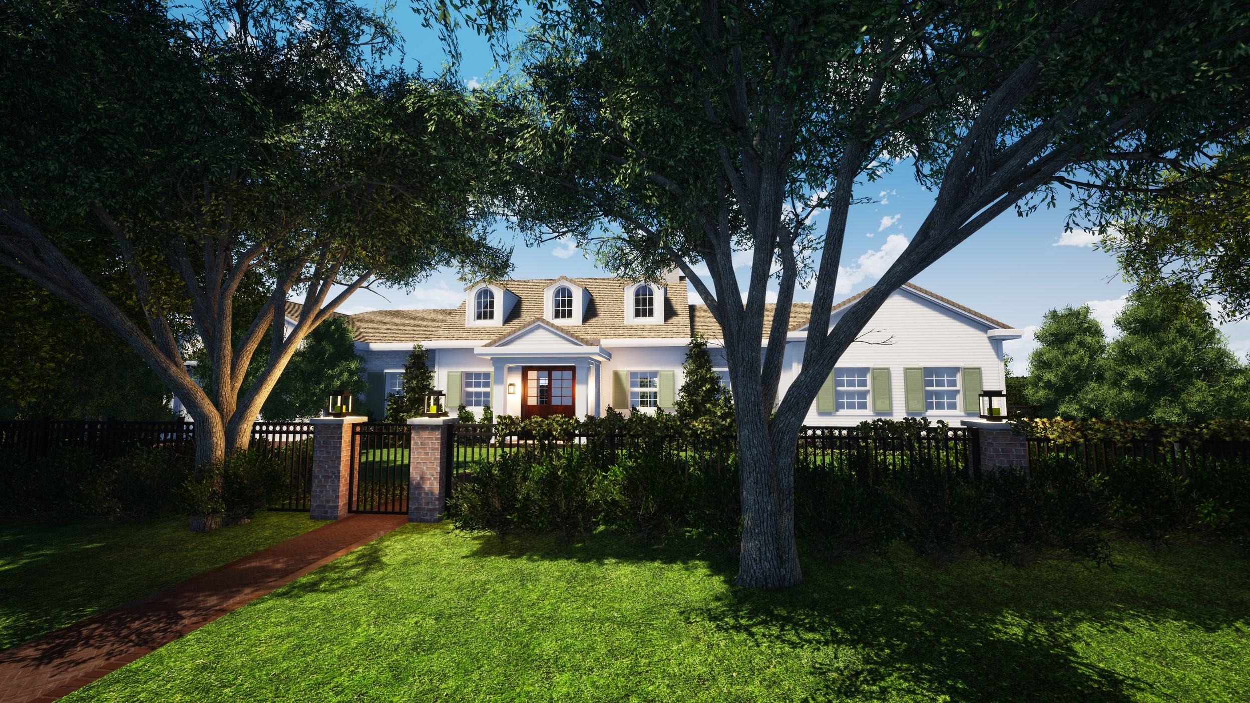 SOUTH MIAMI RESIDENCE - CLICK HERE FOR MORE INFORMATION