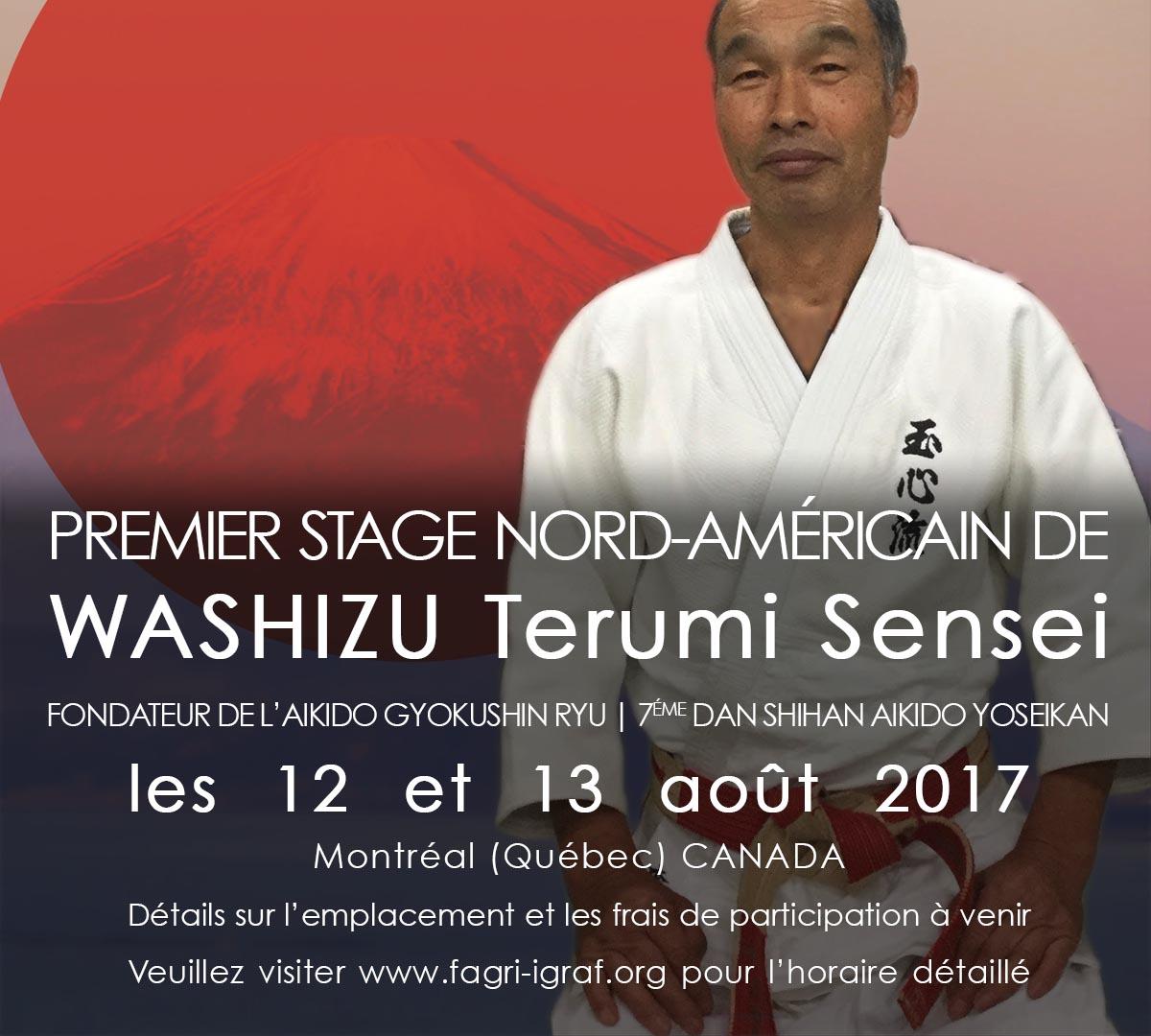 Gasshuku Montreal 2017