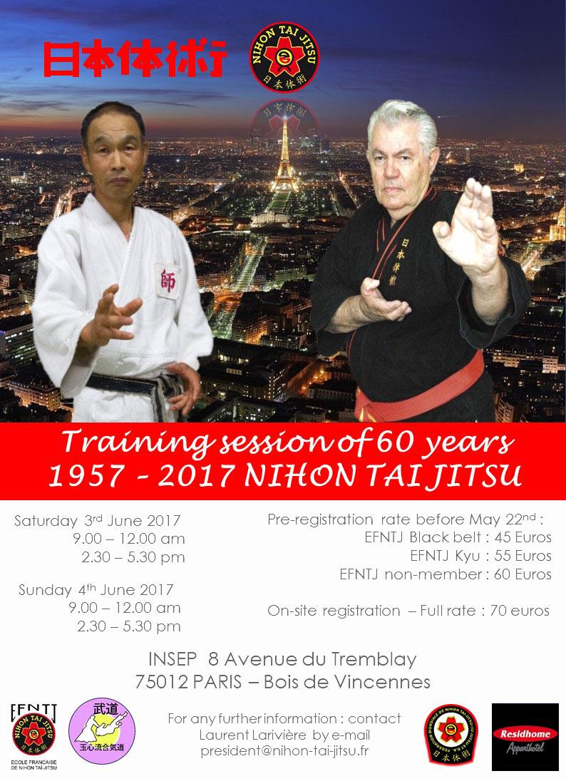 NTJ 60 years training seminar