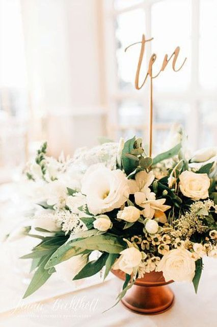 32-vintage-copper-vase-with-lush-florals-and-a-table-number-on-a-stick.jpg