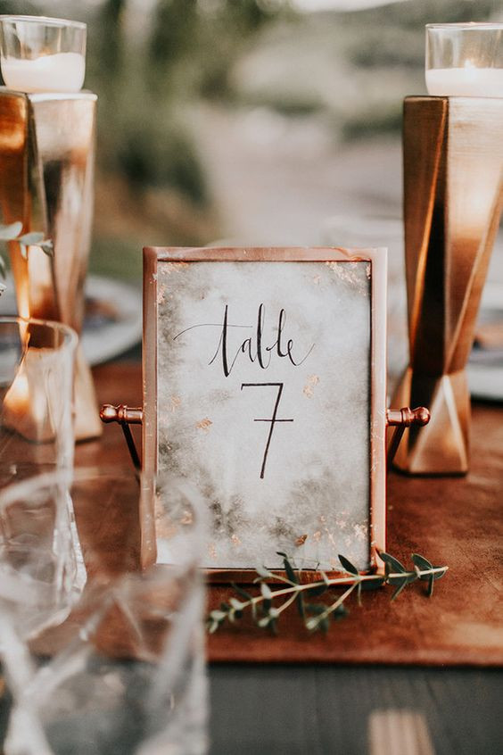 25-framed-copper-table-number-with-a-white-backdrop.jpg