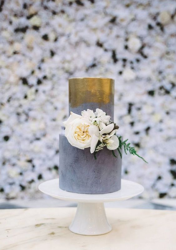 38-concrete-and-gold-metallic-wedding-cake-decorated-with-white-flowers.jpg